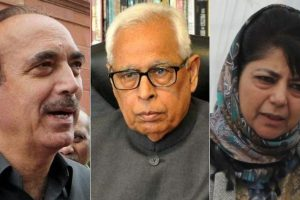 National Conference not to support PDP to form government in J-K