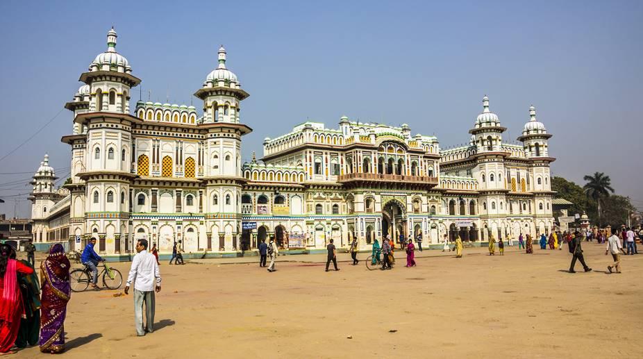 Janaki Temple, Ramayana Circuit