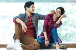 Video | Janhvi Kapoor, Ishaan Khatter tuning on Zingaat song will melt your heart