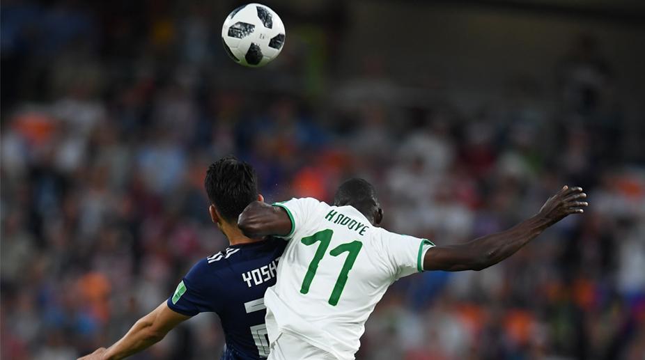 Japan vs Senegal, 2018 FIFA World Cup, FIFA World Cup 2018, Japan Football, Senegal Football