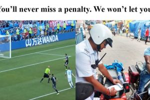 Kolkata Police's Lionel Messi meme triggers storm on social media