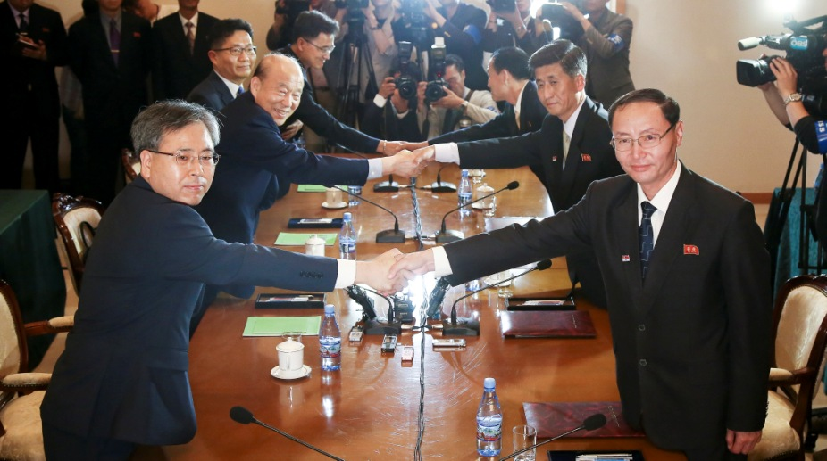 Korea Family Reunion