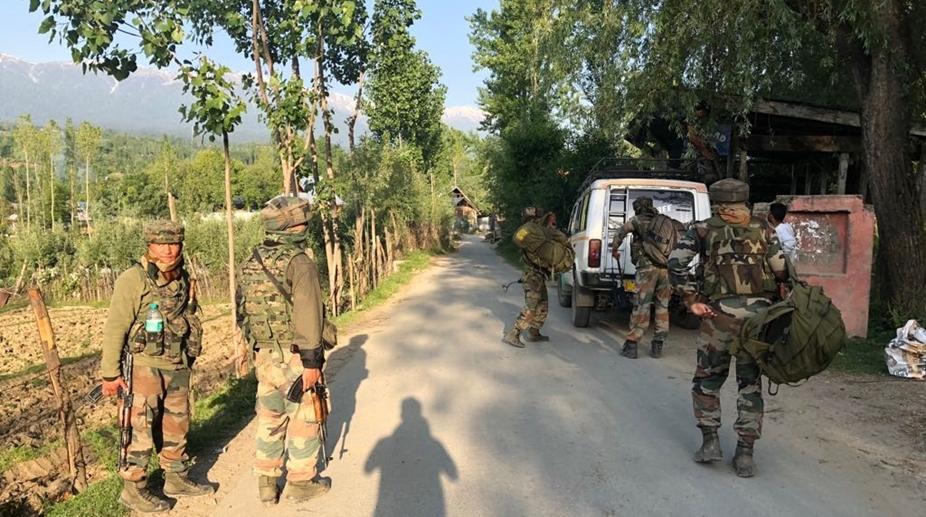 ceasefire violation, kashmir