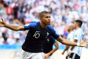 2018 FIFA World Cup | Kylian Mbappe upstages Lionel Messi as France knock out Argentina