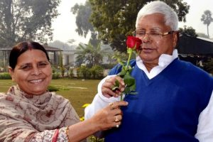 Nitish Kumar, Mamata Banerjee, RJD leaders wish Lalu Yadav on his 71st birthday