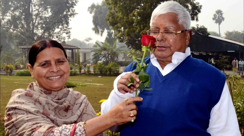 Lalu Prasad Yadav, RJD, Rashtriya Janata Dal, Bihar, Tejashwi Yadav