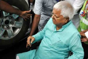 IRCTC scam: Delhi court grants interim bail to RJD chief Lalu Prasad