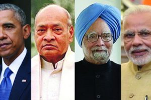 India's tightrope walk