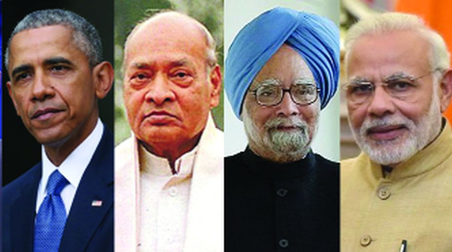 Kashmir policy, bilateral relationships, India-US, Bill Clinton, George W Bush, Barack Obama, Narasimha Rao, Manmohan Singh, Narendra Modi