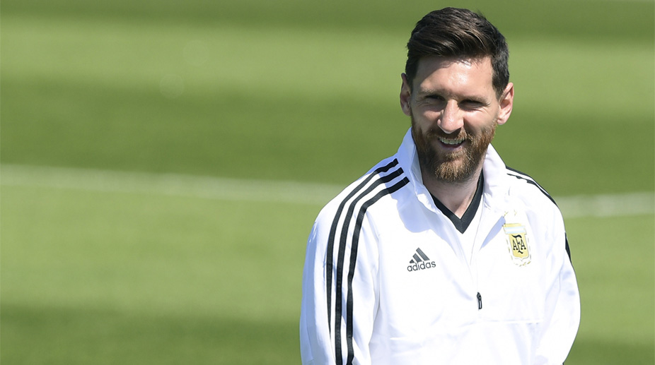 Lionel Messi,Sergio Ramos, 2018 FIFA World Cup, FIFA World Cup 2018