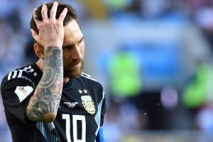 2018 FIFA World Cup | Argentina Mess(i) it up, settle for draw against Iceland