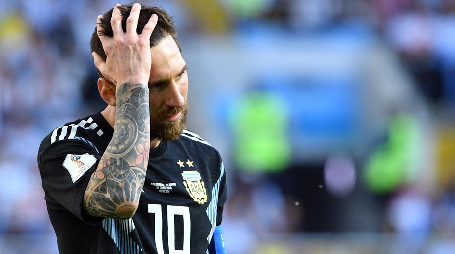 Lionel Messi, Argentina vs Iceland, 2018 FIFA World Cup, FIFA World Cup 2018, Argentina Football