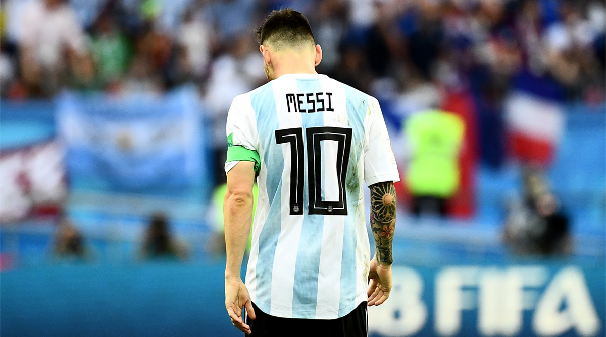 Lionel Messi, Argentina Football, FIFA World Cup 2018, FIFA World Cup 2018, France vs Argentina, Player Ratings, France Football