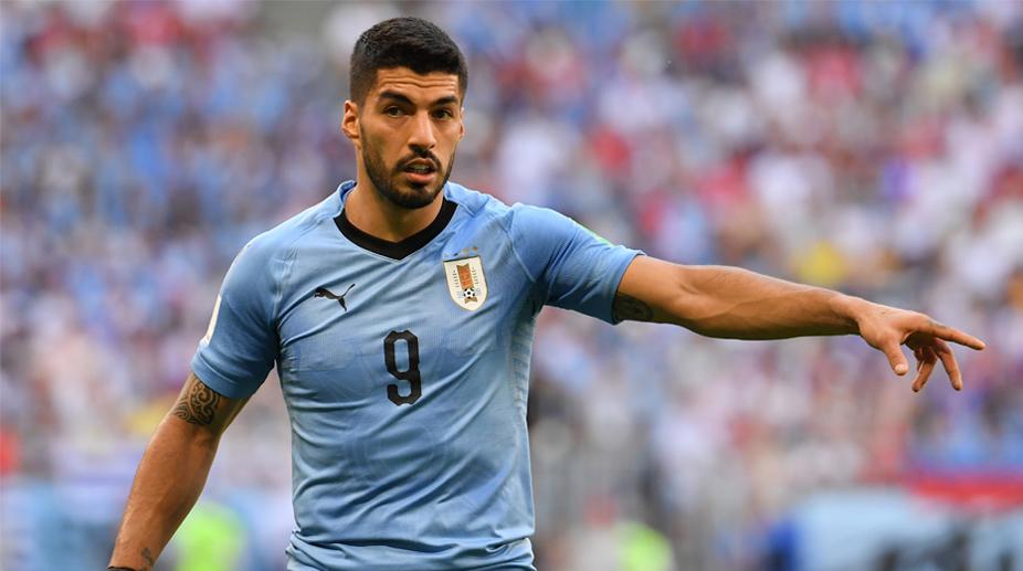 Uruguay Football, Uruguay vs Russia, 2018 FIFA World Cup, FIFA World Cup 2018, Luis Suarez