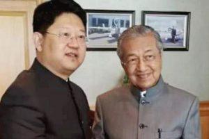 Dr Mahatir jolts China's Belt-Road plan
