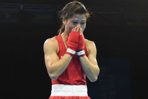 Olympics gold my dream, training hard for it: Mary Kom