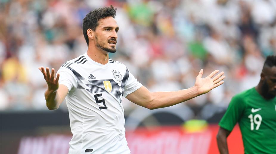 2018 FIFA World Cup | Germany stalwart Mats Hummels ...