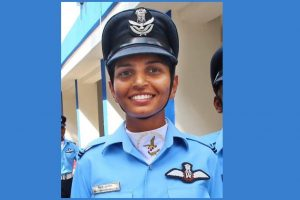 This Karnataka girl is IAF's first woman fighter pilot from south India