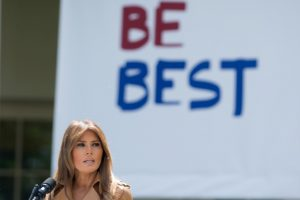 Melania calls for end to Donald Trump's child migrants separation policy