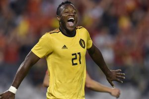 2018 FIFA World Cup | Belgian hitman Michy Batshuayi's Twitter game remains undimmed