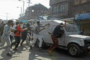 After youth's death, shutdown observed in Srinagar
