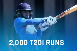 Mithali Raj becomes first Indian woman cricketer to score 2000 in T20Is