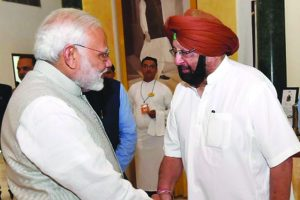 Form national panel on farm loan: Punjab CM to PM Modi