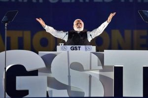 Modi government plans mega event to mark 1st anniversary of GST on July 1