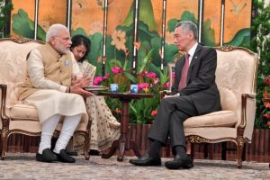 PM Modi discusses strategic ties, terrorism, economics with Singapore's Lee