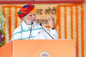 PM Modi inaugurates Mohanpura irrigation project, hails MP CM Chouhan's 'vikas' work