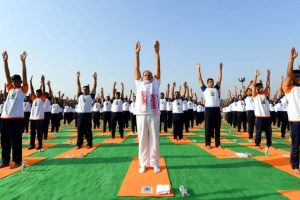 PM Modi thanks South Korean President for latter's support to International Yoga Day