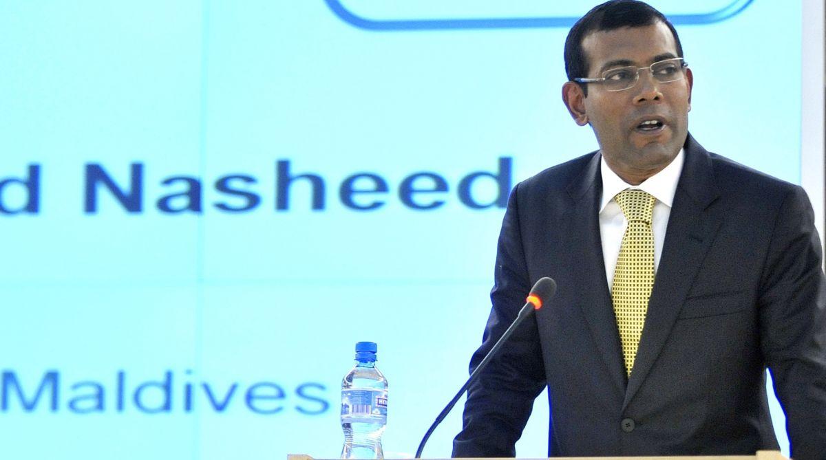 Former Maldives President, Maldives presidential polls, Mohamed Nasheed nominations