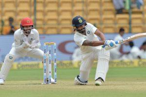IND vs AFG Test, 1st Day: Murali Vijay scores century