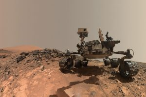 NASA finds 3 bn years old organic molecules in rocks on Mars