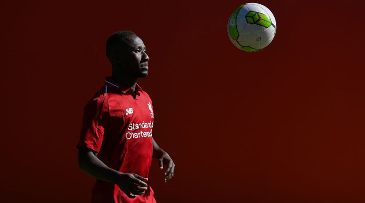 Naby Keita, Liverpool F.C., Premier League