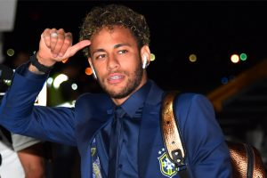 2018 FIFA World Cup: Favourites Brazil touch down in Russia