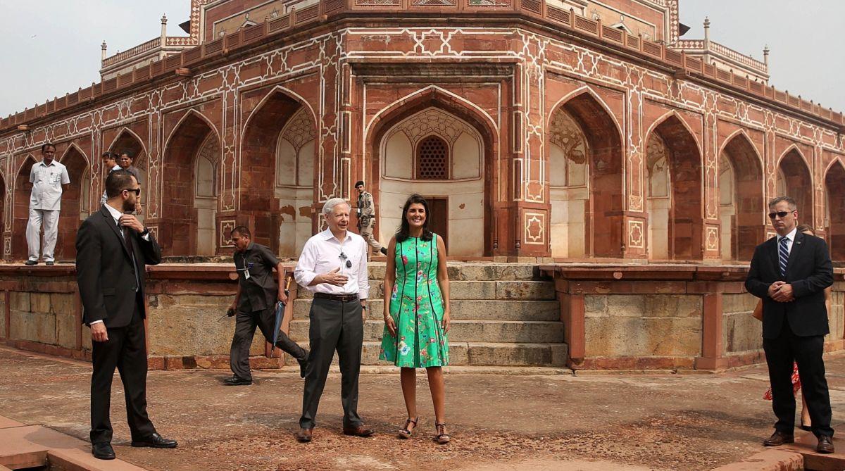 Nikki Haley, Indo-US ties, India-US relations, Nikki Haley India visit