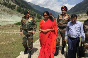 J-K | Security personnel on high alert ahead of Amarnath Yatra