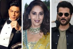 Shah Rukh Khan, Naseeruddin Shah, Madhuri Dixit among Oscar Academy's Class of 2018