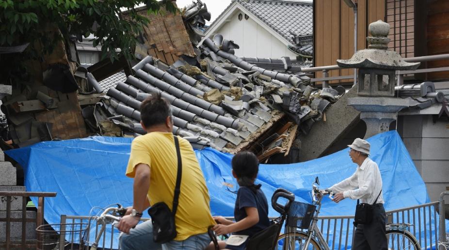 Osaka Quake