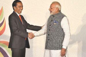 Indian Prime Minister Narendra Modi's Historic visit to Indonesia