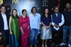 PVR cinemas launch Year Round Programme by MAMI in Delhi
