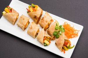 Weekend special: Paneer Kathi Roll