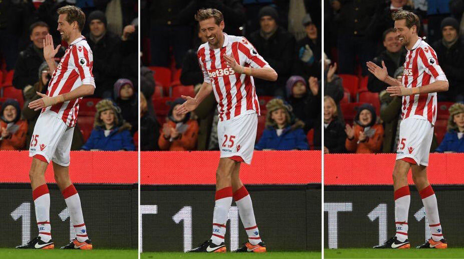 Peter Crouch, Stoke City F.C., Twitter, England Football, 2018 FIFA World Cup, FIFA World Cup 2018