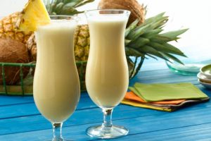 Welcome Summers with Pina Colada
