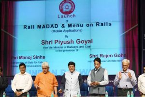 Menu on Rails app: Know what you will be served in trains