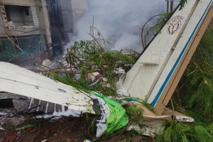 Five dead as chartered plane crashes in Mumbai; probe ordered