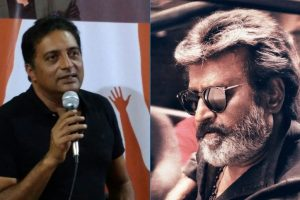Prakash Raj bats for Rajinikanth's 'Kaala' in Karnataka