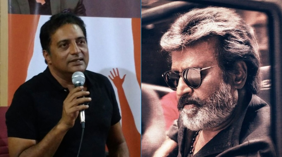 Prakash Raj on Rajinikanth's Kaala