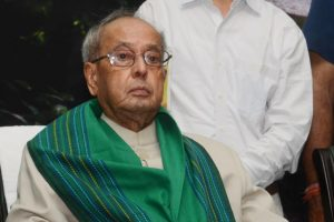 Whatever I have to say, I'll say in Nagpur: Pranab Mukherjee on RSS invite